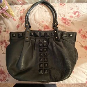 Isabella Fiore large leather tote
